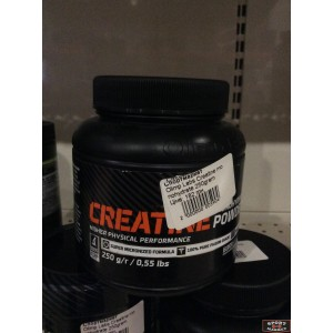 Creatine monohydrate powder Olimp Labs 250 gram