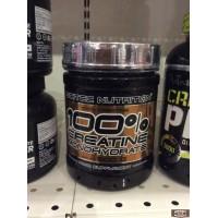 100% creatine Scitec Nutrition 300 gram