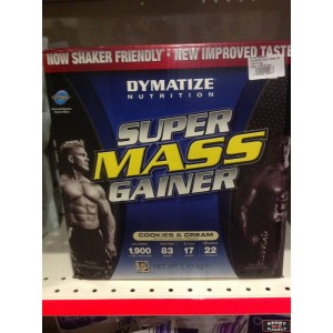 Super Mass Gainer Dymatize 5,4 kg