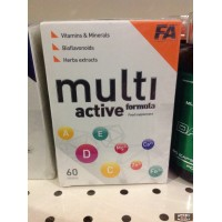 Multi Active Formula FA 60 tab