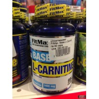 Base L-Carnitine FitMax 90 caps Л-Карнитин