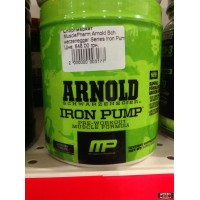 Arnold Schwarzenegger Series Iron Pump MusclePharm 180 gram