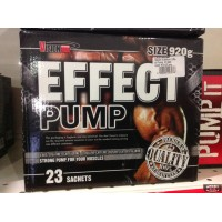 Effect Pump Vision Nutrition 23 pak