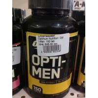 Opti-Men Optimum Nutrition 150 tab