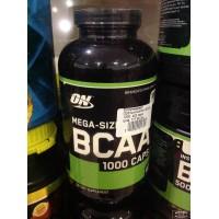 BCAA 1000 Optimum Nutrition 400 caps