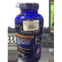 Glucosamine Chondroitin with MSM Puritan's Pride 480 tab