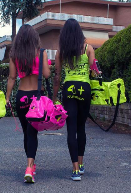 4+ Nutrition сумка для спорта