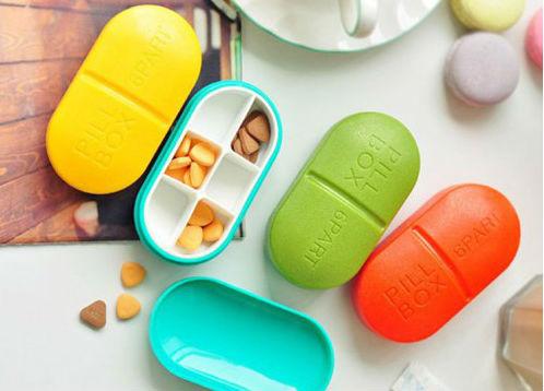 Удобная таблетница